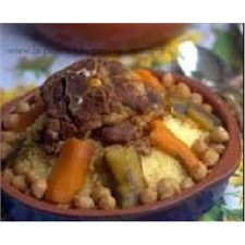 Photo de Couscous agneau
