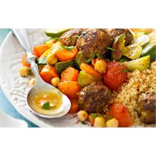 Photo de Couscous boulettes